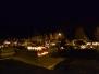 01.11.2016 - Cmentarz w Ropie nocą